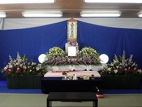 『家族葬』大日寺ですばるプラン24(実例)