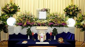 堺市立斎場・小式場で家族葬(実例)