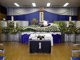 平野区・瓜破会館で家族葬!!まごころ45(実例)