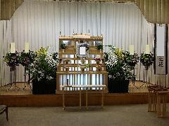 神式葬、まごころプラン45で家族葬(実例)