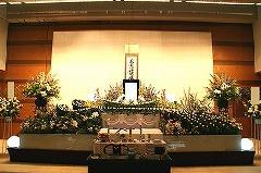 やすらぎ天空館で花祭壇リスト(実例)