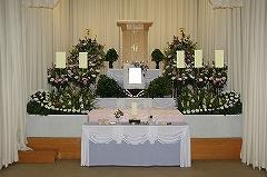 堺市立斎場・小式場で心のこもった家族葬(実例)