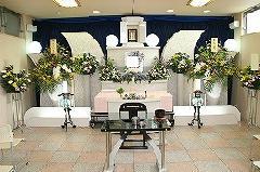 田舎で『本葬』すばるプラン24で密葬をしました。やすらぎホール別館(実例)