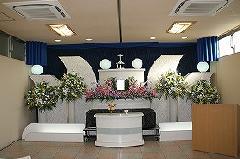やすらぎホール別館での家族葬