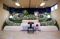 『無宗教葬』北斎場 中式場 こころプラン100 (実例)