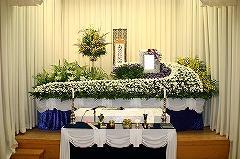 堺市立斎場・小式場で心のこもったお葬式(実例)