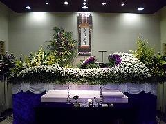 素敵なお葬式、泰心館でまごころ45プラン(実例)