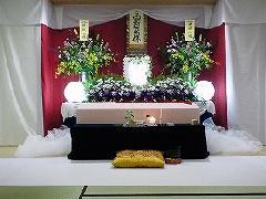 北斎場 小式場 すばる24プラン(実例)