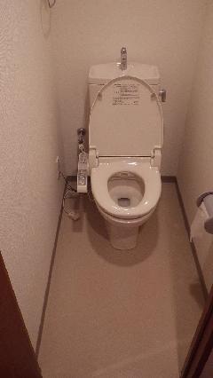 武蔵野市 マンション タンクレストイレ交換工事