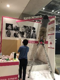 東京ビックサイト イベント会場 ブース造作