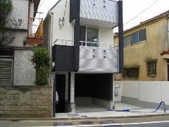 玄関階段など外構工事