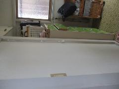 洗濯機置き場新設工事