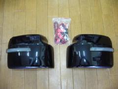 AEROOVER ジムニー/シエラ(JB64W/JB74W)シーケンシャルウインカー付きミラーカバー