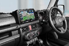 カロッツェリア楽ナビ AVIC-RQ903 9V型HD/TV/DVD/CD/Bluetooth/SD/チューナー・AV一体型メモリーナビゲーション