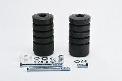 ショウワガレージ 大容量バンプラバー フロント用2個セット ジムニーJB64、JB74用
