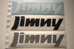 CARSTYLE オリジナル ジムニーJB64 74 切文字ステッカー