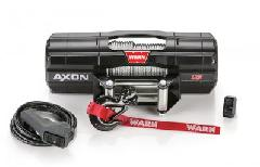ウインチ WARN AXON45 12V ワイヤーロープ仕様