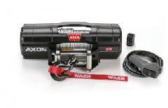ウインチ WARN AXON55 12V ワイヤーロープ仕様