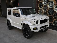 ジムニーシエラ JB74W エクスプロージョン 新車コンプリートカー販売 ジムニーパーク