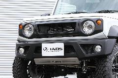 JAOS フロントグリル 塗装品 マットブラック ジムニー JB74系