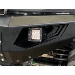 HAMER4x4 LEDキュービックランプ 2個セット(IRONMANフロントバンパー用)