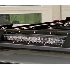 HAMER4x4 LEDライトバー(IRONMANルーフラック用)