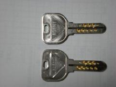 AGENT GMD500玉座ディンプルシリンダー