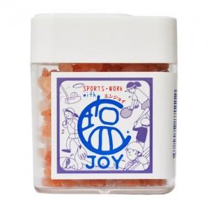 ヒマラヤ岩塩 携帯用ケース入り 塩JOY(マイルド) 20g 粒タイプ