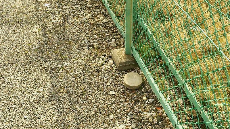 駐車場の除草・防草