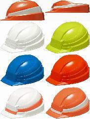 防災用ヘルメットの新製品イザノメット