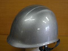 塗装加工ヘルメット
