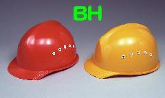 工事用ヘルメット BH−1B通気孔付