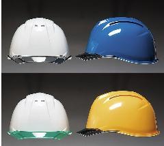 工事用ヘルメットAA11‐CW通気孔有りタイプ
