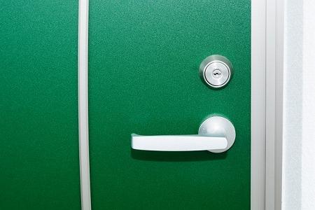 玄関錠の鍵開け