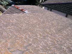 千葉県松戸市 アパート 屋根塗装工事 約35万円