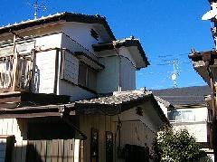 千葉県鎌ヶ谷市 外壁塗装工事 約75万円