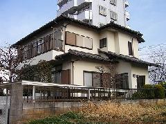 千葉県松戸市 外壁塗装工事 約75万円