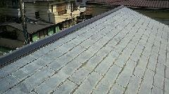 埼玉県さいたま市 コロニアル屋根塗装工事 約35万円