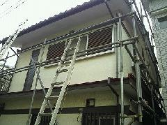 埼玉県さいたま市 戸建て 外壁塗装工事 約75万円