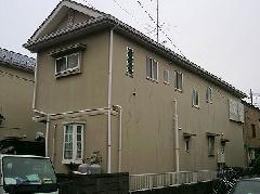埼玉県八潮市 戸建て 外壁塗装工事 約120万円