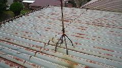千葉県松戸市 屋根塗装工事 約20万円