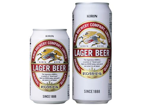 キリンラガービール 350ml×24缶