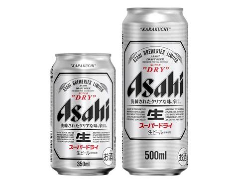 アサヒスーパードライ 350ml×24缶
