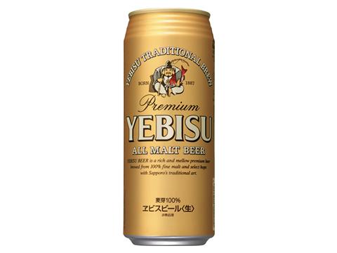 サッポロ エビスビール 500ml×24缶