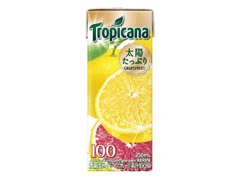 トロピカーナ100% グレープフルーツ 1L×6本