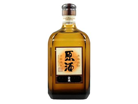 乙37°さつま白波 原酒  720ml