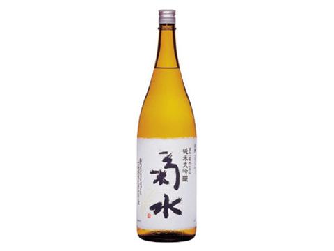 酒米菊水 純米大吟醸 1.8L