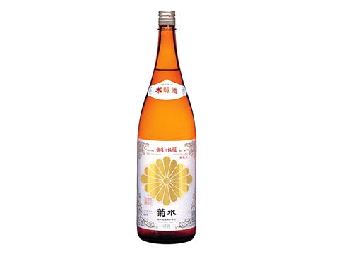 菊水 本醸造 菊ラベル 1.8L