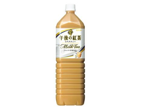 キリン 午後の紅茶 ミルクテイー 1500ml×8本