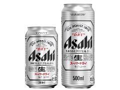 アサヒスーパードライ 500ml×24缶